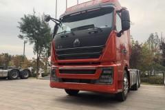中国重汽豪沃TH7 490牵引车